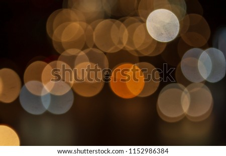Abstract bokeh background Christmas and New Year backgrounds Glitter Christmas background - Shutterstock ID 1152986384