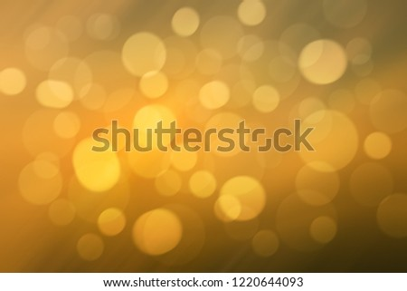 Abstract bokeh circle background Sparks traffic at night - Shutterstock ID 1220644093