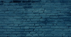 Abstract Brickwall Background Texture. Old Brick Wall. Grunge Wallpaper or Web banner With Copy Space For design