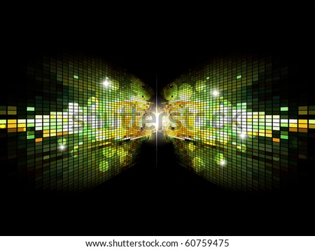 Abstract bright background.Vector version available in my gallery.