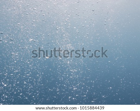 abstract bubble background #1015884439