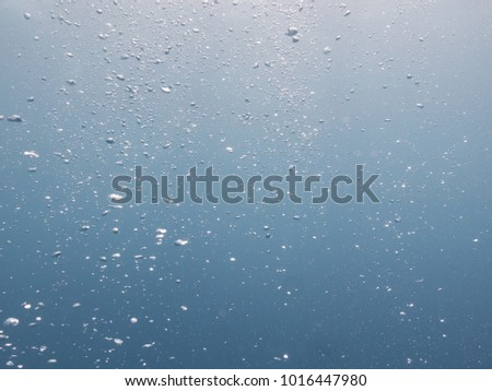 abstract bubble background #1016447980