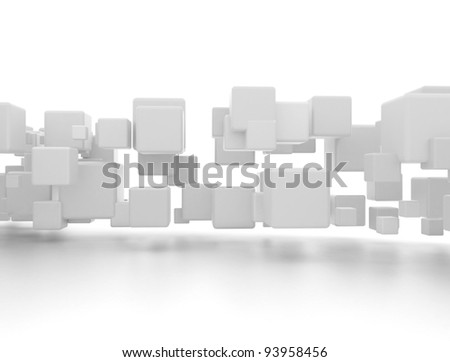 Abstract building blocks