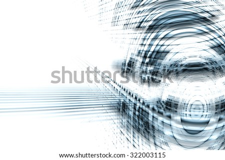 Abstract business science or technology background #322003115