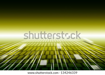 Abstract business science ,technology background