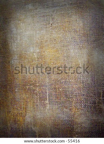 Abstract canvas grunge background