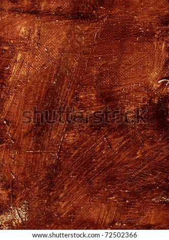 Abstract Canvas Painting Texture (background, wallpaper)