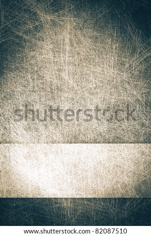 abstract cards with scratch surface