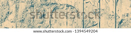 abstract celadon and beige grunge texture on background with copy space or image for design. #1394549204