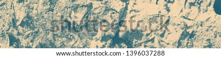 abstract celadon and beige grunge texture on background with copy space or image for design. #1396037288