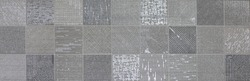 abstract ceramic mosaic tile pattern for the kitchen