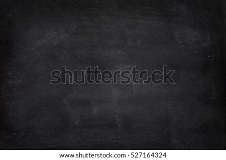 Abstract Chalk rubbed out on blackboard for background. texture for add text or graphic design. education concept,