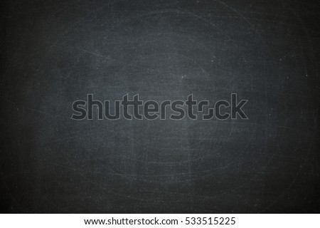 Abstract Chalk rubbed out on blackboard for background. texture for add text or graphic design. Education concepts school.