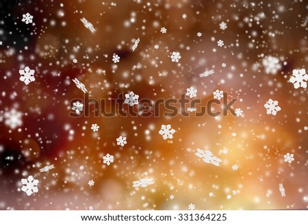 Abstract Christmas background #331364225