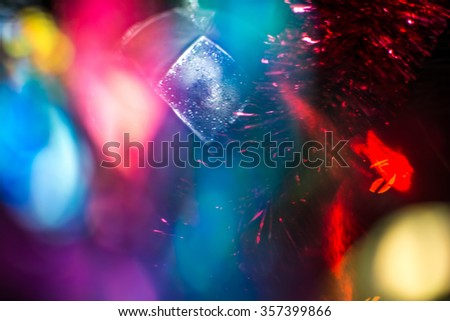 Abstract Christmas Background #357399866