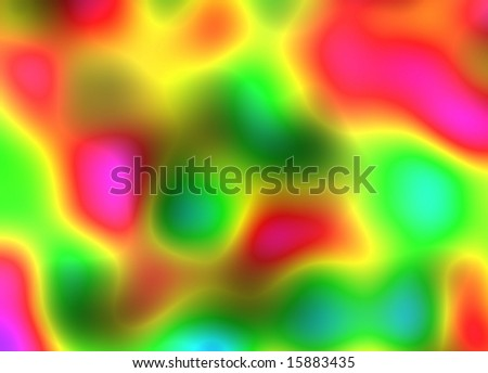 Abstract color neon background