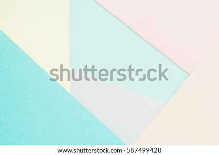Abstract color paper and Creative colorful pastel paper background. #587499428