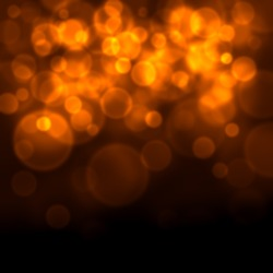 Abstract colored bokeh Background.