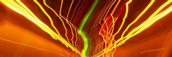 abstract colorful background, bright zigzags, lightning