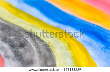 Abstract colorful backgrounds. general water color painted pattern wallpaper