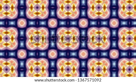 Abstract Colorful Kaleidoscope Background Photo #1367571092