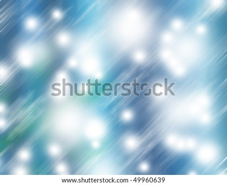 Abstract colorful light background