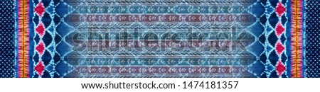 abstract  colorful tie-dye  geometric pattern