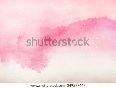Stock Photo Abstract colorful watercolor for background. Digital art painting.
