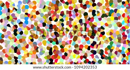 Abstract colourful dot pattern.Background of multi colour comb.Art Design Creative Concept.Seamless pattern can be used for wallpapers, pattern fills, web page backgrounds,surface textures.