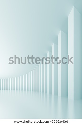 Abstract Columns Background