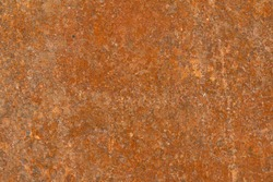 Abstract corroded colorful rusty metal background.  Old rusty metal plate for background.