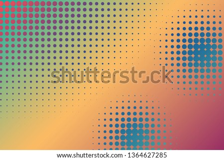Abstract creative concept comics pop art style blank layout template with clouds beams and isolated dots pattern on background. For sale banner, empty bubble, illustration comic book design #1364627285