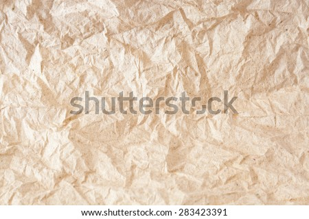 abstract crumpled tissue paper texture background