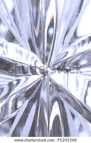 Abstract Crystal Background. See my portfolio for more