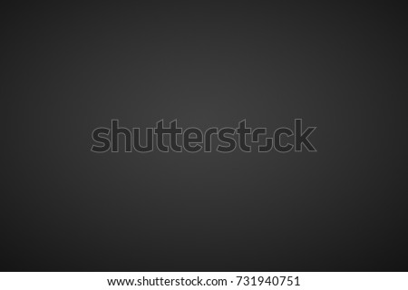 Abstract dark black gradient vignette empty space studio room for present product ad