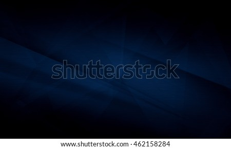 Abstract dark blue and black background, design template, textured backdrop.
