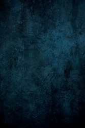 Abstract dark blue color texture background