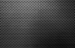 Abstract dark metal background