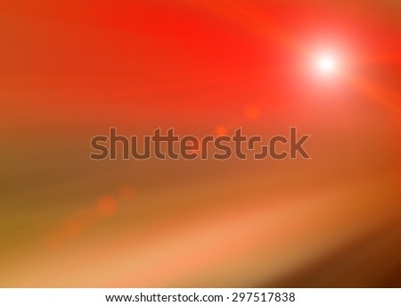 Abstract de focused colorful blurred background. Blurred sunset landscape. Awesome abstract blur background for web design, colorful background, blurred, wallpaper. Background for motivational text.