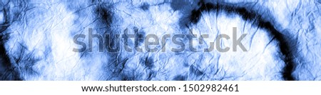 Abstract Design Painting. Abstract Tie-Dye Painting. Indigo Texture. Dirty Art Ink Artwork.  Crumpled  Oil Background. Abstract Design Painting Illustration.