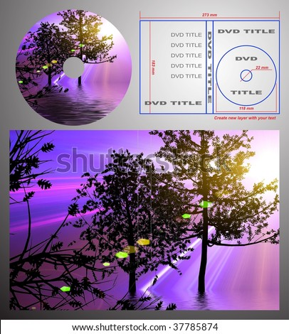 dvd cover design template. design template for dvd