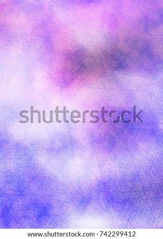 Abstract Digital Illustration