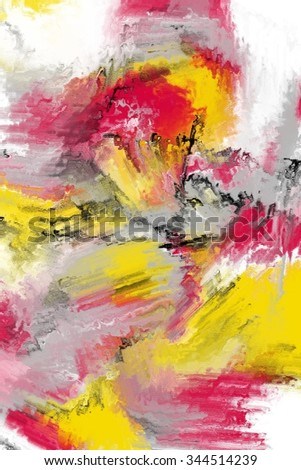abstract digital painting for background abstract painting