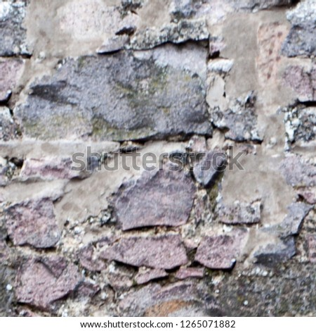 Abstract dirty stained grunge background. Wall background with color plaster. Modern art texture. Artistic backdrop with repetitive elements #1265071882