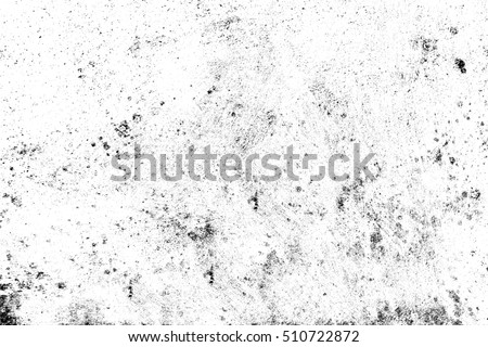 Abstract dust particle and dust grain texture on white background, dirt overlay or screen effect use for grunge background vintage style. #510722872