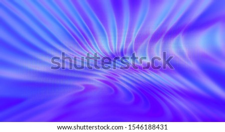 Abstract dynamic composition, in cool colors, with the intersection of lines and spots.  Good background and basis for your creative project.