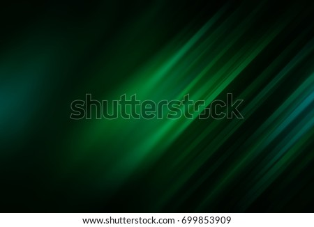 abstract emerald defocused with ...