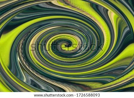 Abstract Fantasy Vortex Wallpaper. 3D illustration Stok fotoğraf ©