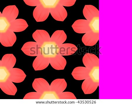 abstract floral seamless pattern 1