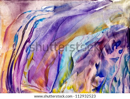 Stock Photo Abstract Flower